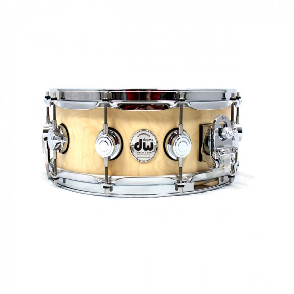 "DW Snare 14"" x 7"" natur, satin Oil"