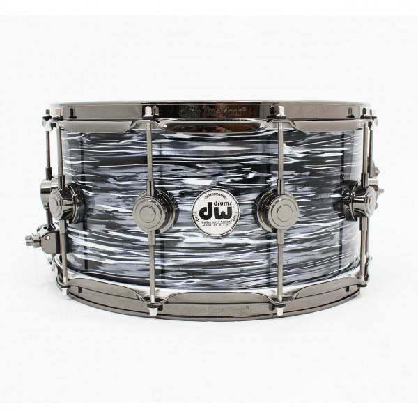 "DW Snare 14"" x 7"" FP-Black Oyster Black Nickel HW"