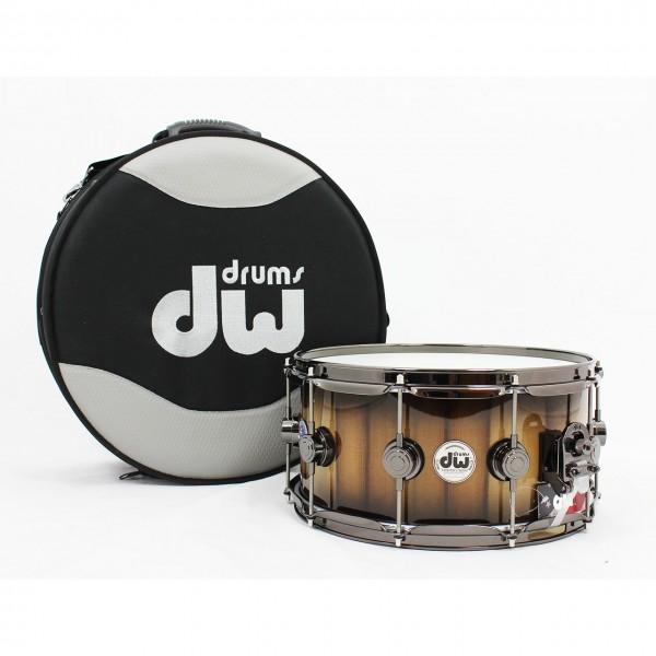 "DW Snare 14"" x 6,5"" EX-Pure Tasmanian Snare Black Nickel HW"