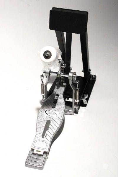 Bassdrum Practice Pad inklusive Fußmaschine
