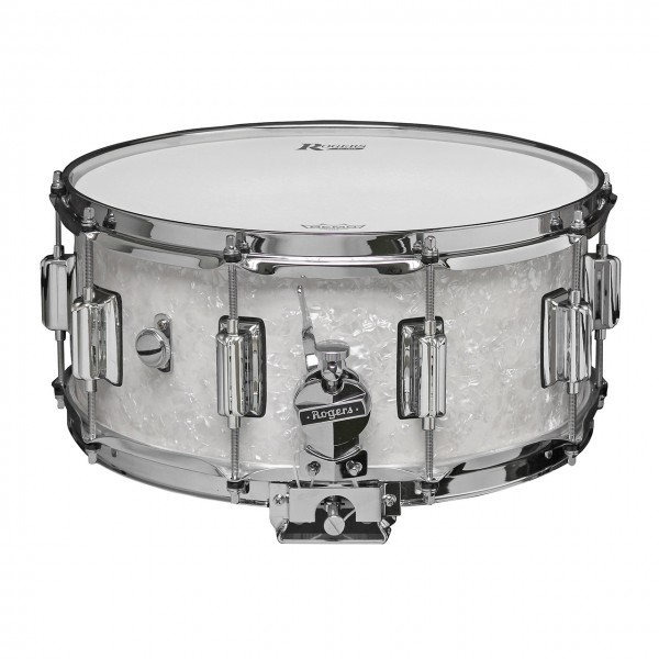 """Rogers 37WMP Dyna-Sonic Beavertail 14"""" x 6,5"""" Snare"""
