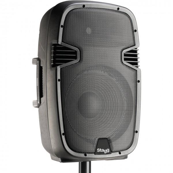 Stagg PMS12 Aktiver Lautsprecher mit Bluetooth