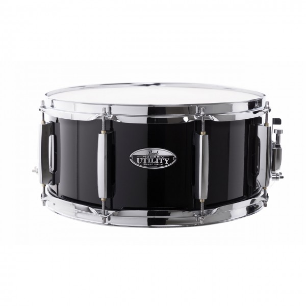 """Pearl Modern Utility 14"""" x 6,5"""" Maple Snare Black Ice"""