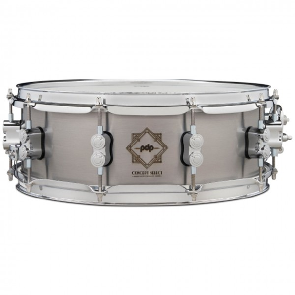"""PDP Concept Select Steel Snare 14"""" x 5"""""""