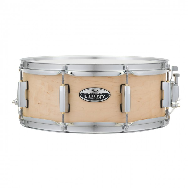 """Pearl Modern Utility 14"""" x 5,5"""" Maple Snare Matte Natural"""