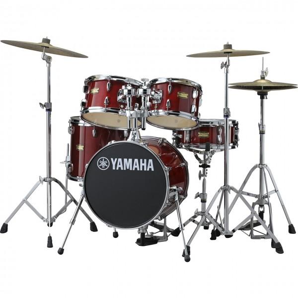Yamaha JK6F5 Manu Katche Junior Kit Cranberry Red