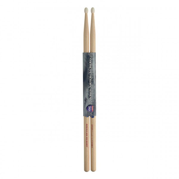 Stagg American Hickory Series Sticks 7A Nylon SH7AN