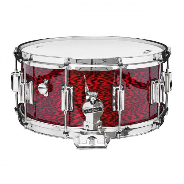 """Rogers 37RO Dyna-Sonic Beavertail 14"""" x 6,5"""" Snare"""