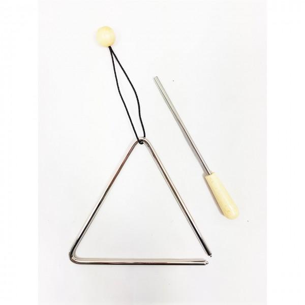 GEWA Triangel 20 cm mit Schlegel