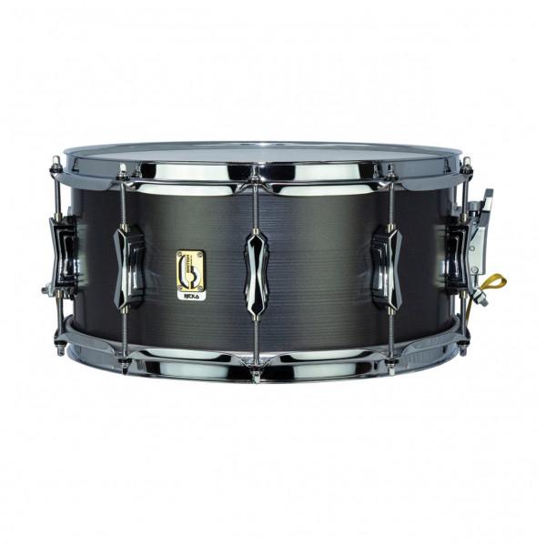 "British Drum Co. Talisman Nicko McBrain 14"" x 6,5"" Snare Drum"