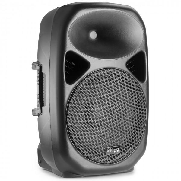 Stagg KMS12 Aktiver Lautsprecher mit Bluetooth