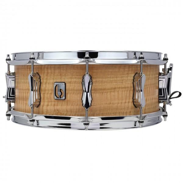 """British Drum Co. 'Maverick' 14"""" x 5,5"""" Ahorn Snare Drum"""