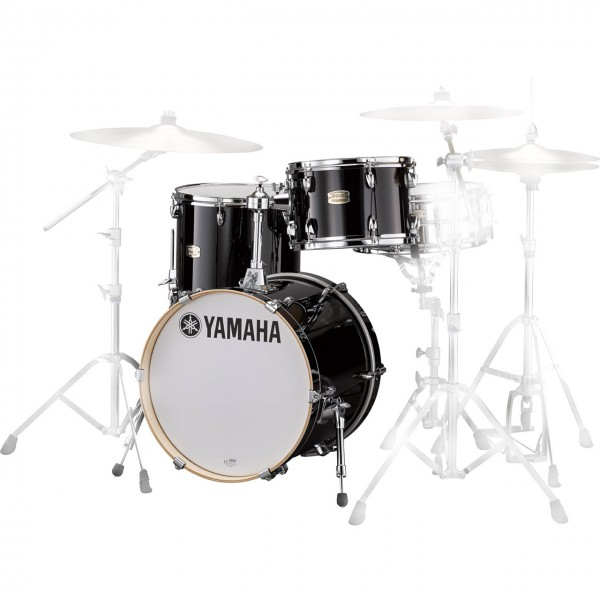 Yamaha Stage Custom Bop Shelset Raven Black