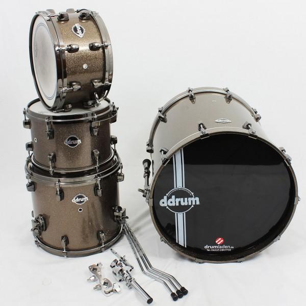 DDrum Dominion Ash Pocket Set Java Sparkle, gebraucht