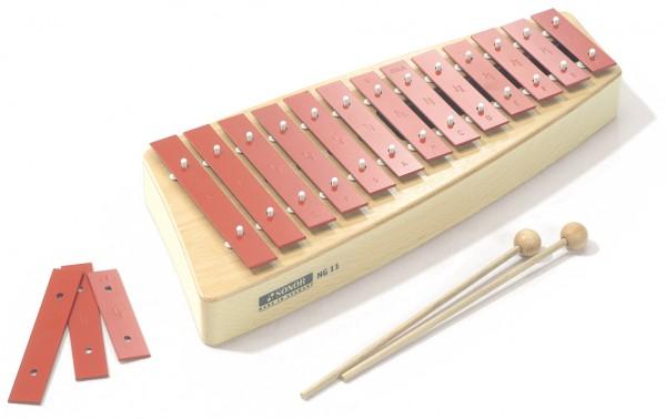 Sonor NG 11 Alt Glockenspiel