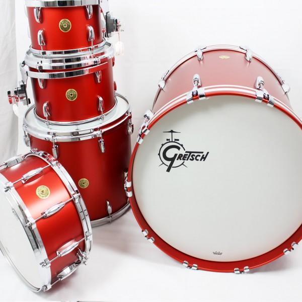Gretsch USA Custom Satin Dakota Red