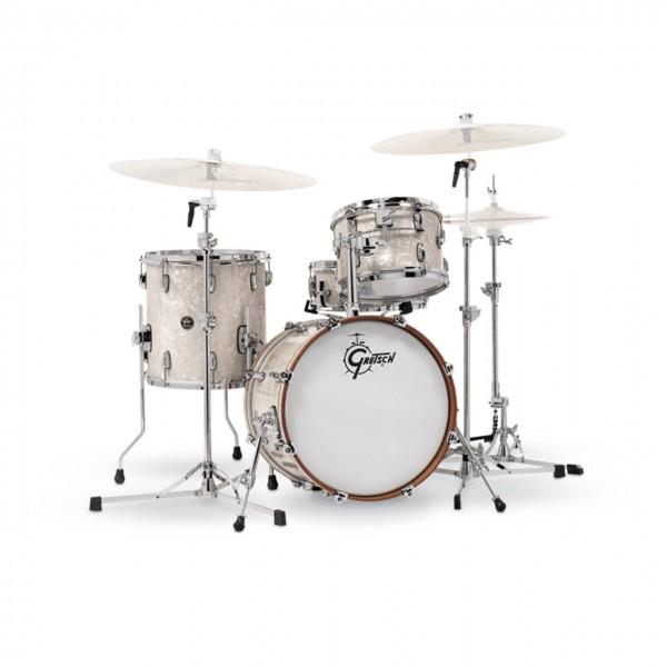 Gretsch Renown Maple Jazz Set Vintage Pearl inkl. Snare