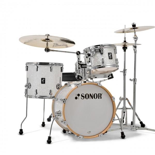 Sonor AQ2 Bop Set WHP White Pearl