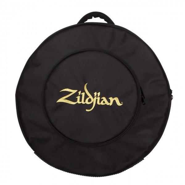 "ZILDJIAN Deluxe Backpack Cymbal Bag, 22"", schwarz"
