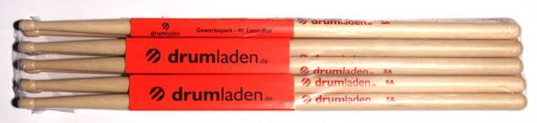 Drumladen Sticks 5A Pack