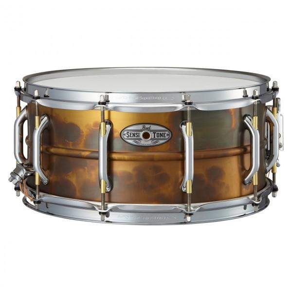 """Pearl STA1465FB Sensitone Premium Brass Snare 14""""x6,5"""""""