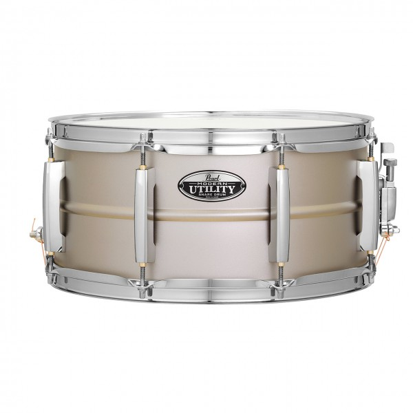 "Pearl Modern Utility 14"" x 6,5"" Stahl Snare"