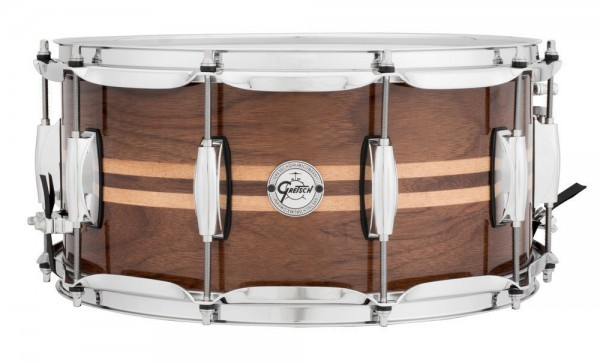 "Gretsch Full Range Snare 14"" x 6,5"" Walnut"
