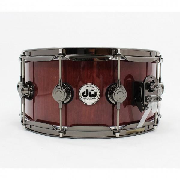 "DW Snare 14"" x 6,5"" LC-Purple Heart Black Nickel HW"