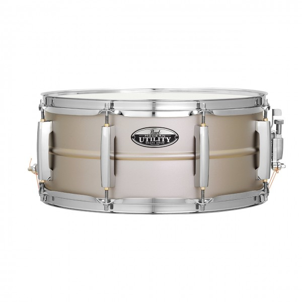 """Pearl Modern Utility 14"""" x 5,5"""" Stahl Snare"""