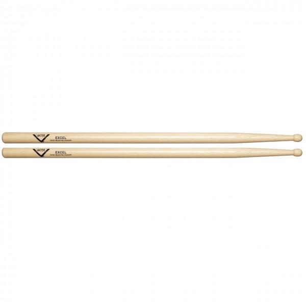 Vater Excel Hickory Drumsticks Wood Tip