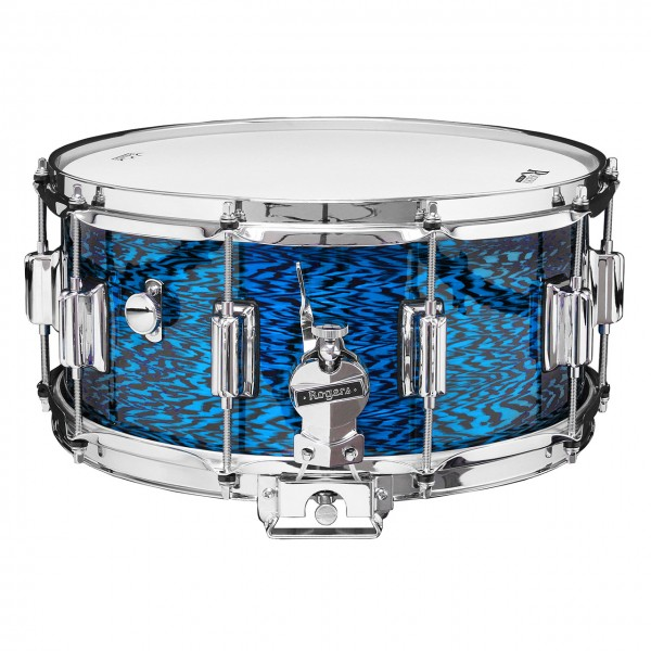"""Rogers 37BLO Dyna-Sonic Beavertail 14"""" x 6,5"""" Snare"""