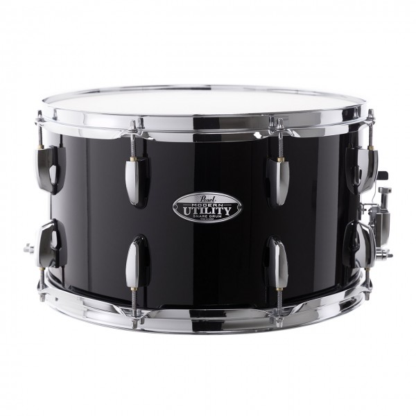 """Pearl Modern Utility 14"""" x 8"""" Maple Snare Black Ice"""