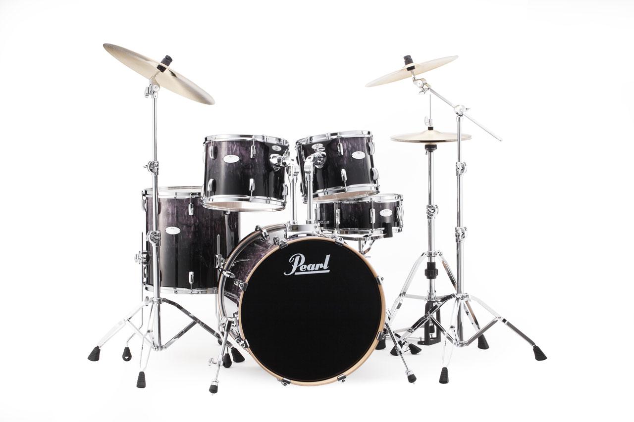 Pearl Vision VML Drumset in Ash Tamo Fade | eBay
