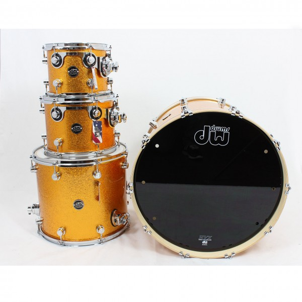 DW Performance Gold Sparkle Finish Ply
