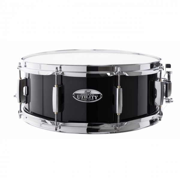 "Pearl Modern Utility 14"" x 5,5"" Maple Snare Black Ice"