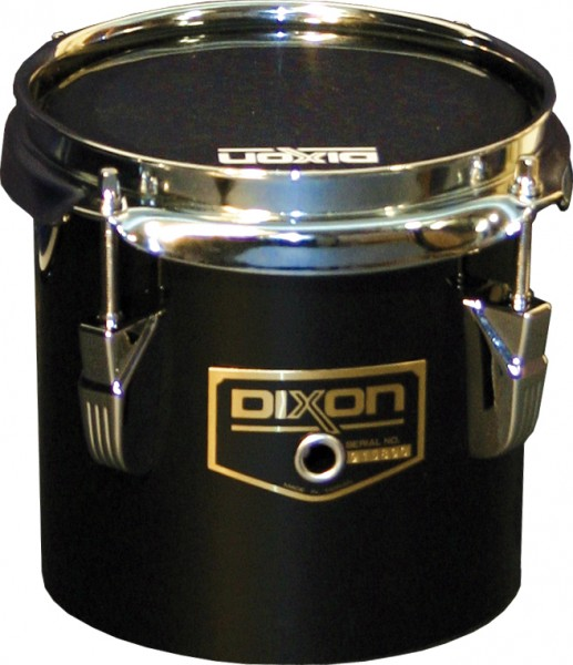 "Dixon Marching Concert Tom 6"" schwarz PDCP-0606DX"